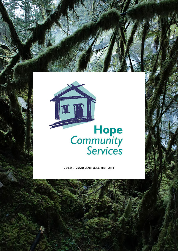 Hope Community Services 2019-2020 Annual Report